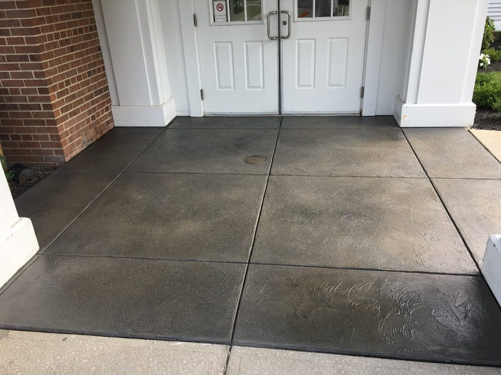 Stained Concrete   Brookville Indiana